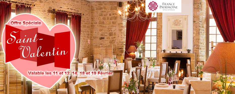 Special Offer: Valentine's Day at Castle of Sedan