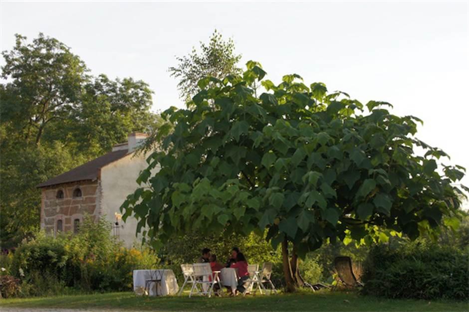 Aux jardins des Thévenets