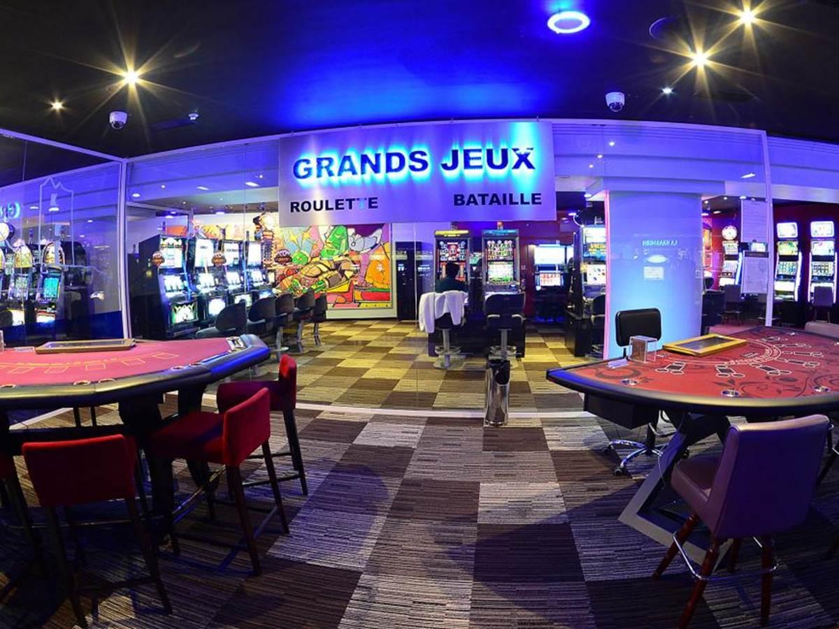 Casino- Activité Collioure