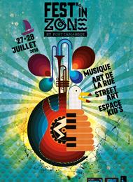2ème édition du Festival Fest'in Zone Port Camargue