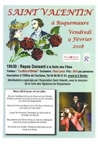 Saint Valentin à Roquemaure : Concert lyrique & sacré