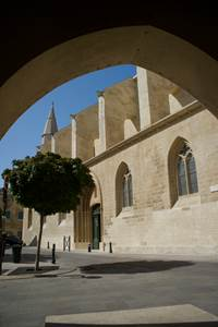 Visite libre de la Collégiale Notre-Dame et son cloître