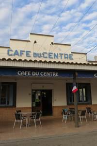 """Restaurant Café du Centre """"Chez le chat"""""""