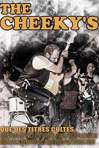 "Concert pop rock avec ""les cheeky's"""