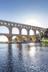 La Grande Odyssée - Visite commentée au Pont du Gard