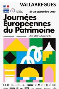Journées Européennes du Patrimoine de Vallabrègues
