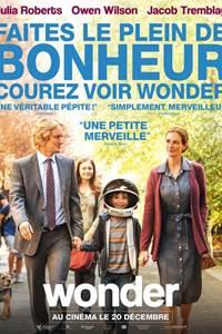 """Projection du film """"Faites le plein de bonheur courez voir wonder"""""""