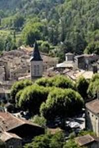 Saint Laurent le Minier
