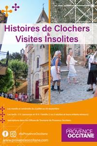 Histoire de Clochers à Laudun