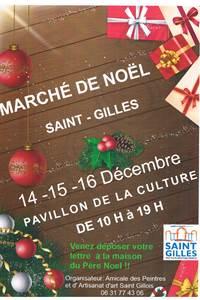 Marché de Noël de St Gilles