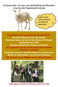 Journée de l'Agropastoralisme
