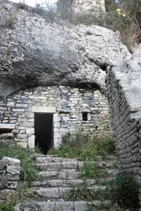 Randonnée à l'Ermitage de Collias