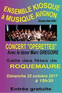 """Concert """"Opérettes"""""""