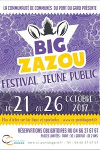 Festival Big Zazou - Projections de films