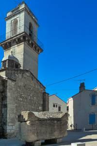 """Visite guidée """"Le Village de Fourques"""""""