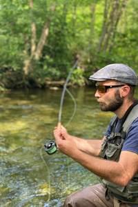Stage de pêche