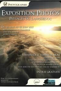 Exposition photos Paysages du Languedoc
