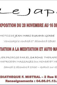 "Exposition Photo ""Le Japon"""