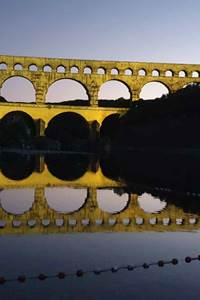 A la Belle Etoile - Le Pont du Gard entre musique et lumière