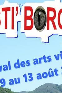 Festi'Borgne, arts vivants - Saumane