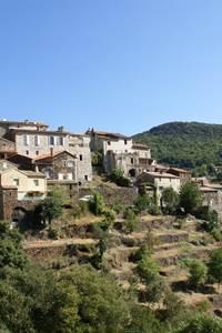 Les terrasses de l'Aigoual