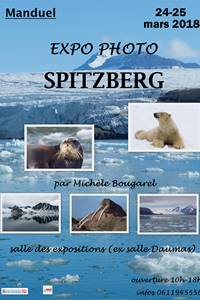 Exposition photo Spitzberg
