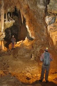 Parcours aventure souterrain