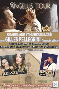 Gilles Pellegrini Angelus Tour