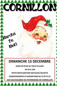 Marché de Noël de Cornillon
