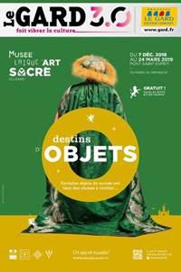 "Exposition ""Destins d'Objets"""