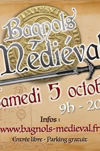 Journée médiévale à Bagnols-sur-Cèze