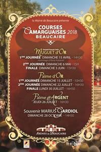 """Courses Camarguaises Trophée """"Muguet d'Or"""""""
