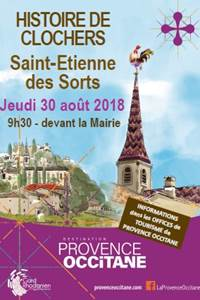 Histoire de clochers à St-Etienne-des-Sorts