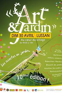 Festival Art & Jardin - Lussan