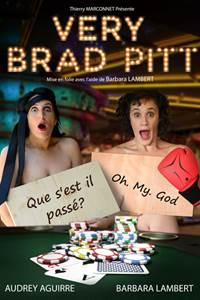 Uzès en scène - Very Brad Pitt de Thierry Marconnet