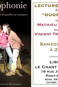 Lecture musicale avec Duophonie