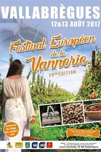 Festival Européen de la Vannerie