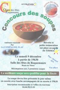 Concours de Soupes