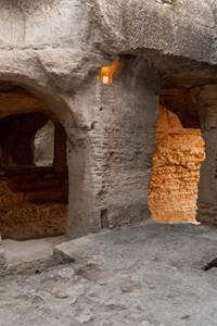 """Visites guidées """"L""""Abbaye de Saint-Roman"""""""