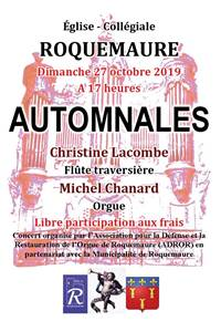 "Concert ""Automnales"""