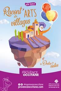 Les racont'ARTS de village ... à La Roque Sur Cèze spécial Halloween