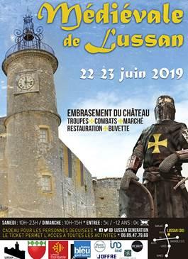 Médiévale de Lussan
