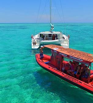 DAL OCEAN TAXI BOAT & CATAMARAN