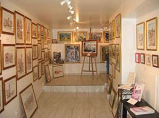 Sanguine Artists Workshop