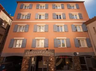 Hôtel Les Princes de Catalogne