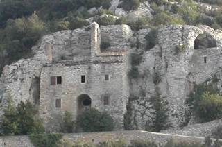 Ermitage et Grotte de la Sainte Baume