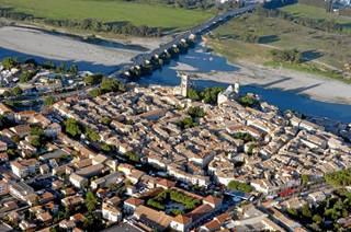 Pont Saint Esprit, ville historique