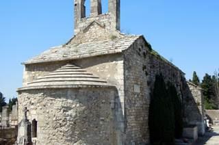 Chapelle Romane de Ste Croix de Caderle