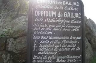 Oppidum Saint-Vincent de Gaujac