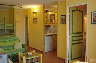 Appartement pour 4 personnes- Le Grau du Roi
